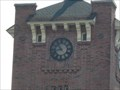 Image for Clinchfield Railroad Station Clock - Kingsport, TN