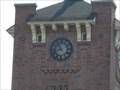 Image for Clinchfield Railroad Station Clock - Kingsport, TN