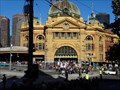Image for Flinders Street Railway Station -  Melbourne - VIC - Australia