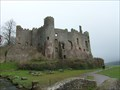 Image for Laugharne Castle - Ruin -  Wales. Great Britain.