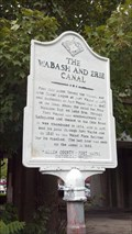 Image for The Wabash and Erie Canal