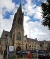 Image for HIGHEST - Church Spire in Bath - St. John the Evangelist - Bath, Somerset