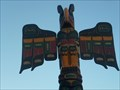 Image for Totem Pole, WalMart, Campbell River, BC