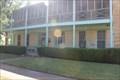 Image for (Staff) Officer's Quarters -- Fort Clark Historic District -- Brackettville TX