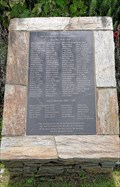 Image for Laurence Binyon: Ode of Remembrance - Roll of Honour — St Johns, Isle of Man