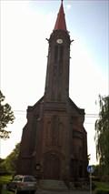 Image for Clocks at Church in Vrbice, Czech Republic
