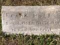 Image for Frank Holt - Matagorda Cemetery, Matagorda, TX