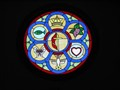 Image for CASSVILLE METHODIST - Stained Glass