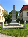 Image for 1866 Austro-Prussian War Memorial - Dlouhy Most, Czech Republic
