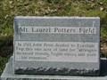 Image for Mt. Laurel - Potter's Field