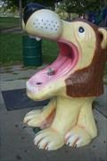 Image for Lion Bubbler - Burlington, WI