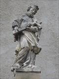 Image for Socha Svatý Jan Nepomucký - Bohuslavice, Czech Republic