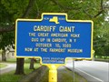 Image for Cardiff Giant - Cooperstown, NY