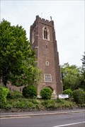 Image for St Andrew's Church Tower - Woodmansterne Road, Coulsdon, UK