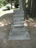 Image for Baptist Church Grave - Lexington, GA