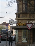 Image for Clock on the building Bayreuther Str. 31 Nurnberg