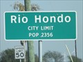 Image for Rio Hondo TX - Pop. 2,356
