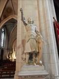 Image for Jeanne d Arc Eglise Notre Dame - Niort,France