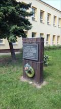 Image for Pamatce obeti komunisticke perzekuze - Vranovice, Czech Republic