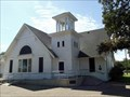 Image for Brazos Past: Mooreville church celebrating 100 years in present-day sanctuary  - Mooreville, TX