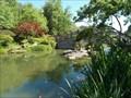 Image for Shinzen Friendship Garden  Arch Bridge - Fresno CA