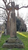 Image for Church Cross - All Saints - Naseby, Northamptonshire