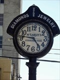 Image for Gregg County Historical Museum Clock - Longview, TX