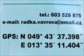 "Image for 49°43'37.398""N 13°35'11.404""E - Rokycany, Czech Republic"