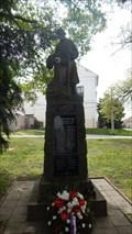 Image for Pomník obetem I.a II. svetové války - Milokost, Czech Republic