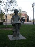 Image for Little Girl Reading - South Jordan, UT