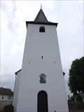 Image for Bell Tower of Pfarrkirche St. Martinus, Wormersdorf - NRW / Germany
