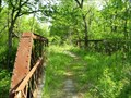 Image for Abandoned Truss Bridge, New Hamburg, PA
