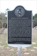 Image for Myrtle Springs Cemetery