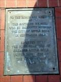 Image for Little Rock Defenders Memorial Plaque - Little Rock, Arkansas