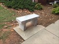 Image for Dr. Boone Bench - Kennesaw, GA