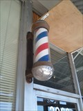 Image for Blades Barber Barber pole - Palo Alto, CA