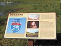Image for Wyoming History, Roads and Environment, Southeast Wyoming Welcome Center - Wyoming