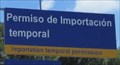 Image for Importation Temporal Permission -- Nuevo Progreso MX