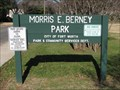 Image for Morris E. Berney Park - Fort Worth, TX
