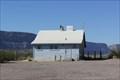 Image for Magdalena House  - Castolon Historic District - Big Bend National Park TX