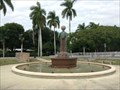 Image for Tootie McGregor Fountain, Fort Myers, Florida, USA
