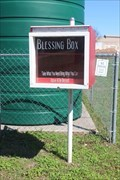 Image for Burkburnett Community Gardens Blessing Box - Burkburnett, TX, USA