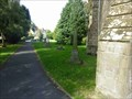 Image for Churchyard, St Peter's Church, Bromyard, Herefordshire, England