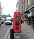 Image for Red Telephone Box - Piccadilly, St. James's, London, U.K.