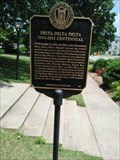 Image for Delta Delta Delta 1913-2013 Centennial - University of Arkansas - Fayetteville AR
