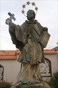 Image for Sv. Jan Nepomucký - Krepice, Czech Republic