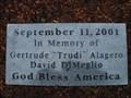 "Image for Gertrude ""Trudi"" Alagero & David DiMeglio - Saugus Town Hall - Saugus, MA, USA"