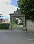 Image for The gate - Bakov nad Jizerou, Czech Republic