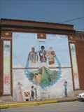 Image for New Years Eve Festival Mural - Ste. Genevieve, Missouri