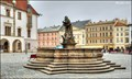 Image for Herkulova kašna / Hercules Fountain - Olomouc (Central Moravia)